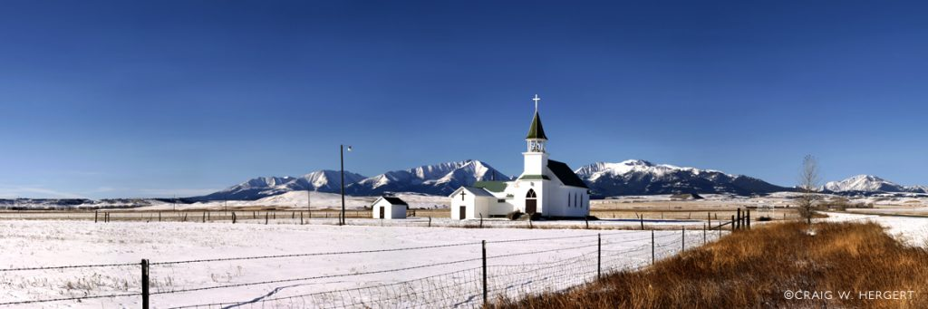 Melville, Montana in Yellowstone Country Montana