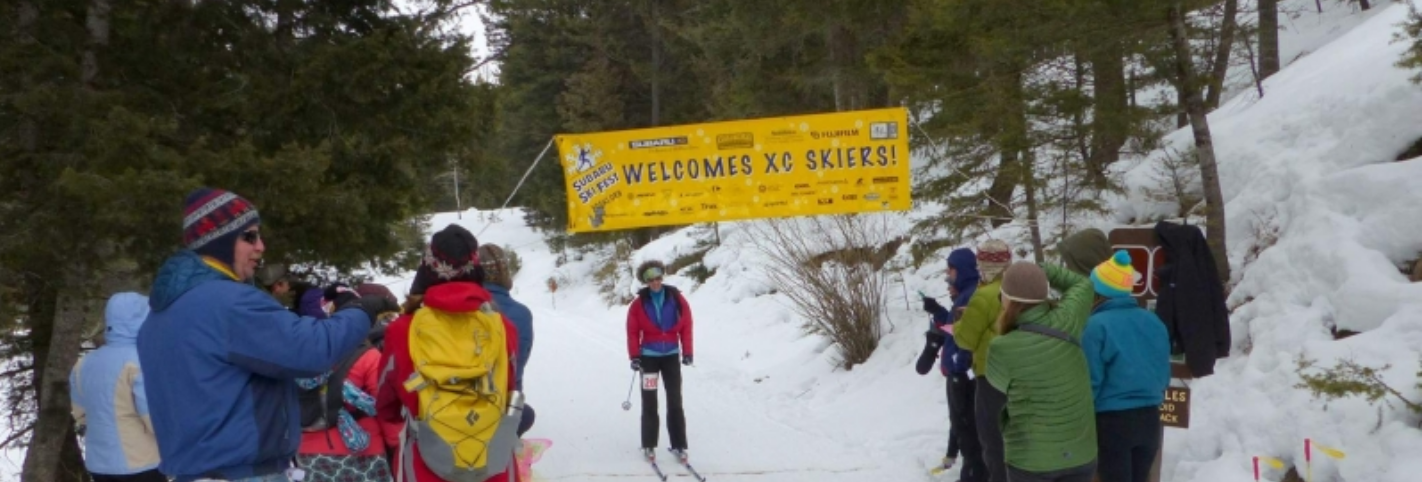 "Bear Creek Council's 32nd Annual Ski ""Race in Gardiner Montana"