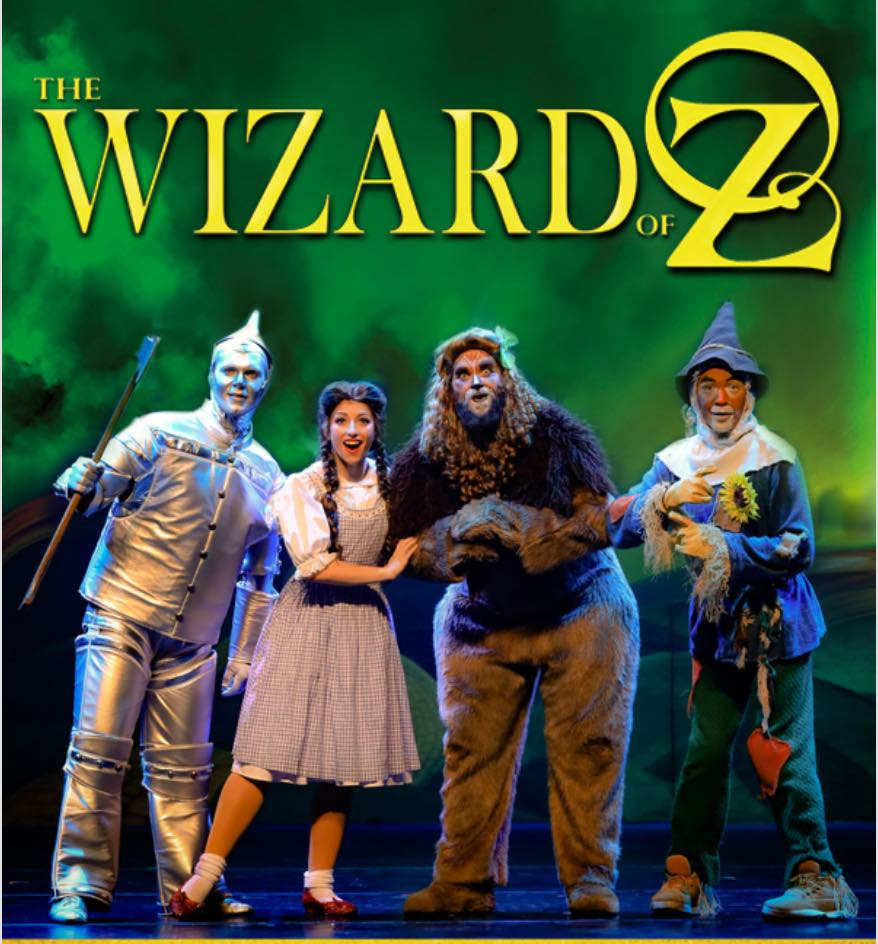 Wizard of Oz at the Brick Breeden Field House in Bozeman, Montana